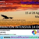 Intensivo Descodificación Natural Agosto 2016
